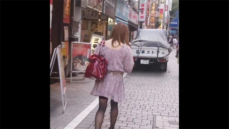 新宿でナンパ