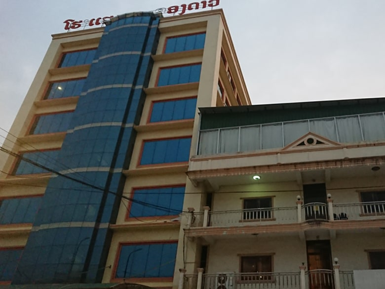ラオンダオホテル1