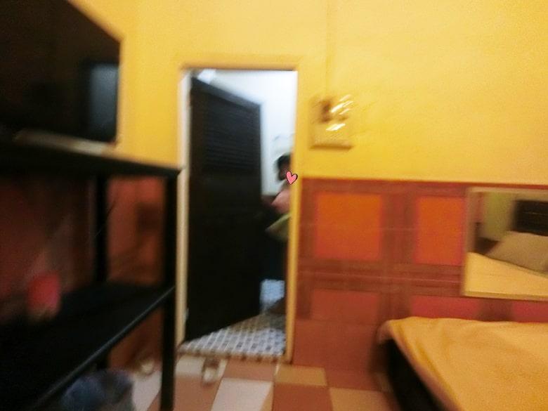 ビエンチャンの置屋 ソクサイフォンホテル