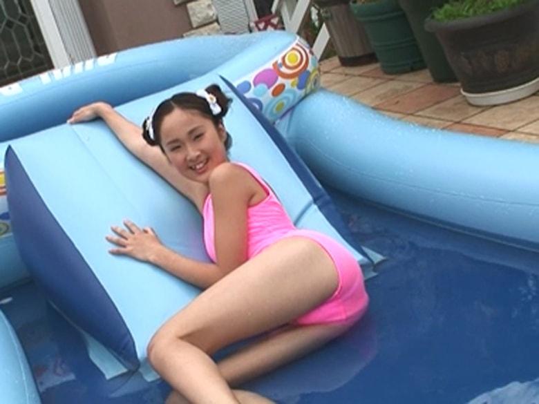 ジュニアアイドル 小池凛2