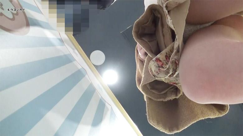 Pcolle(ピーコレ)のパンチラ動画